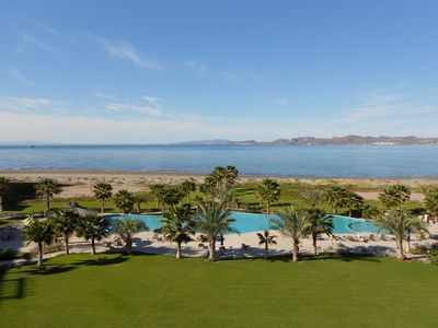 Photo for Beachfront Paraiso Del Mar Condo with Incredible Views
