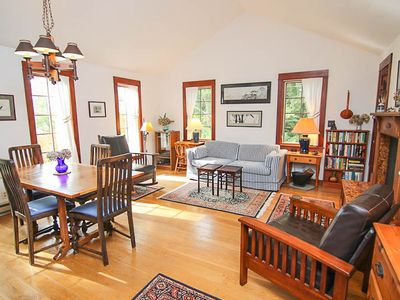 Photo for Exceptional Style in North Manzanita with Antiques, Wood Fireplace!