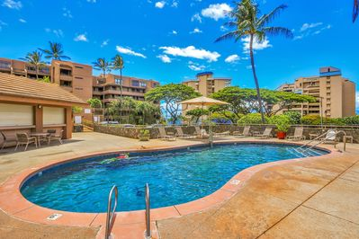 Pool - Lavish on-site amenities include a pool and hot tub.