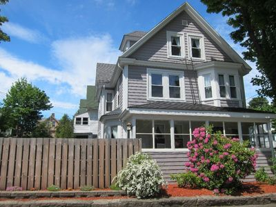 Photo for In Town Large Renovated Victorian Home - Walk to all the town has to offer!