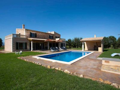 Photo for Finca Lydia near Can Picafort in Mallorca - Finca Lydia