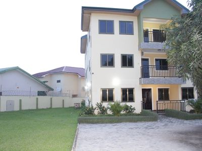 Photo for Luxury 2 and 3 Bedroom apartments in a quiet residential Suburb of Accra.