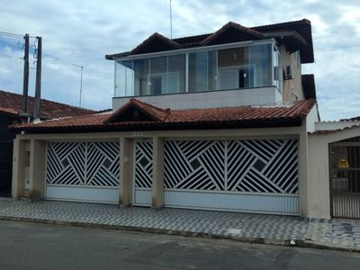 Photo for House emperor triplex Garden 200 m from the beach up to 20 people