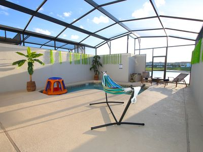 Photo for Brand New Townhouse with Private Pool and Lake View in 100% Gated and Secure Storey Lake Communit...