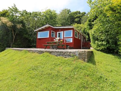 Photo for IVY LODGE, pet friendly, with a garden in Liskeard, Ref 962654