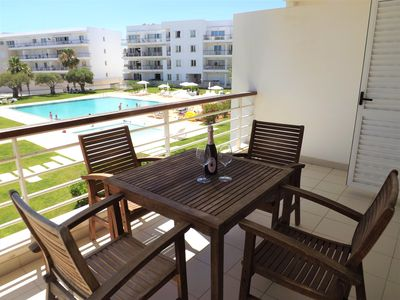 Photo for NEW Modern 2 bed apartment Lagos Marina with communal pool