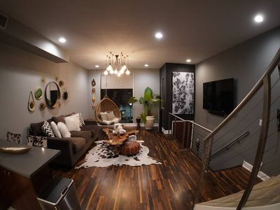 Photo for Wanderlust Modern Downtown Townhouse