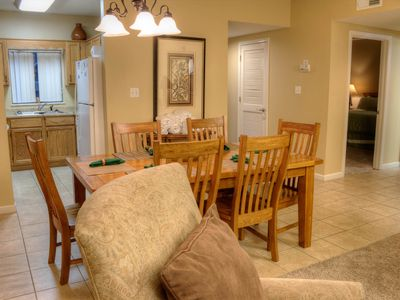 Photo for Charming 2 BR overlooking Smoky Mountains