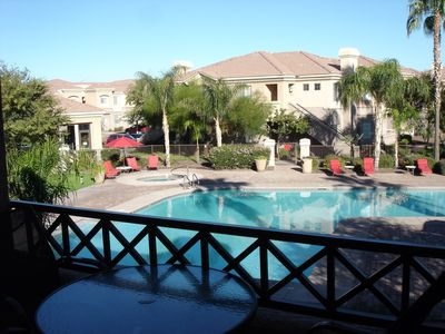 Photo for 3 Bedroom Condo in a well-located, gated, resort-like complex