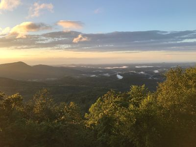 Photo for Halfway to Heaven **Breathtaking Views**  Relaxed Mountain Living-Pet Friendly