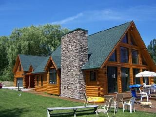 The Lodge on Walloon Lake - 5400 square feet new 5 bedroom