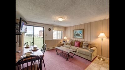 Photo for 1st Floor Slopeside 2Br Mnt.  Lodge Great Location Now booking Summer & 2020