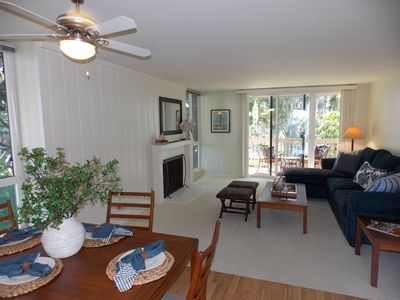 Photo for BEACHSIDE 2BED-2BATH BUNGALOW IN A TROPICAL RESORT COME ENJOY AND RELAX