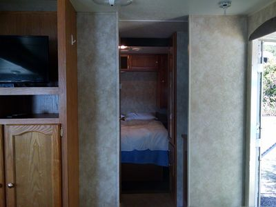 Camping in an RV...Lessgo!