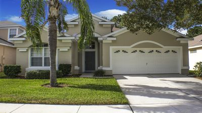 Photo for Modern Bargains - Windsor Palms Resort - Welcome To Cozy 4 Beds 3 Baths  Pool Villa - 3 Miles To Disney