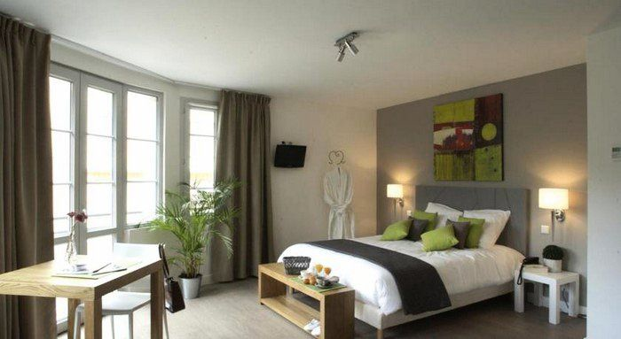 Appart 39 h tel lorda studio double 2 personnes for Appart hotel amsterdam 2 personnes