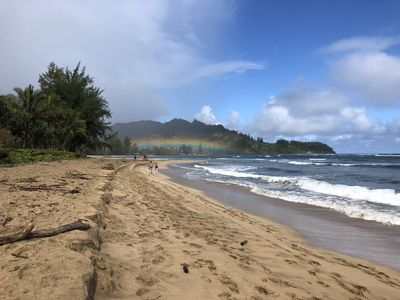 Photo for Hanalei Home, Walk to Hanalei Bay