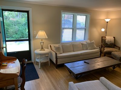 Photo for Two Bedroom Near Osterville Center - Beach Pass Included - Air Conditioned