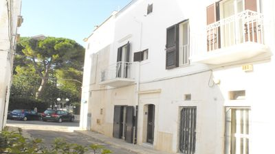 Photo for Charming Holiday Home with Ostuni View Terrace, 2 Bedrooms: Casa Mariangela
