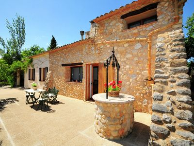 Photo for Vintage Holiday Home in Buger with Private Pool