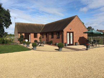 Photo for OAK TREE LODGE IS A BRIGHT SPACIOUS BARN CONVERSION NR STRATFORD UPON AVON