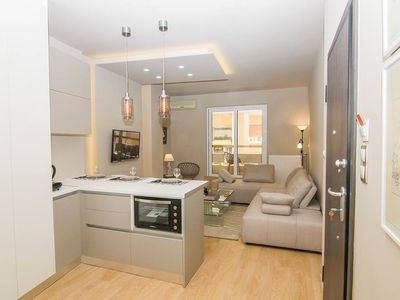 Photo for Contemporary Design in Central Athens 2BR!