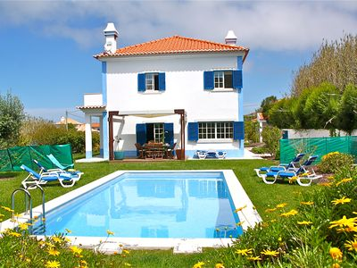 Photo for FAMILY FRIENDLY HOUSE FOR 8 PAX, W/ POOL AND AIR CONDITION, NEAR THE ATLANTIC