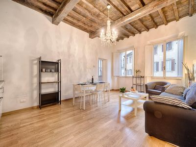 Photo for A cozy and bright apartment in excellent position