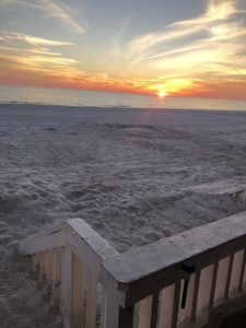 Photo for *Beachfront & Oceanfront Home*West End of PCBeach*Wi-Fi*Shopping-Galore Nearby