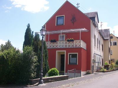 Photo for Comfortable Holiday Home near Vineyards in Bremm