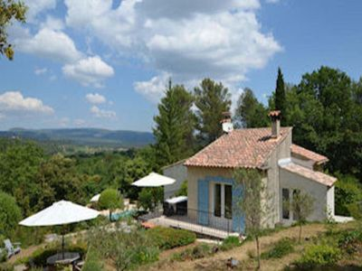 Photo for Attractive holiday home with private pool, stunning views, surrounded by nature!