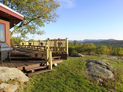 Photo for Mountain top Getaway Featuring Hellipads, Hanger and breathtaking area views.