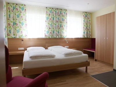 Photo for Double room D with shower, WC - Haus Grete
