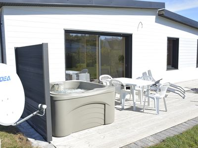 Photo for seaside house with jacuzzi