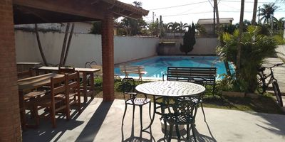 Photo for House in the center with pool and barbecue
