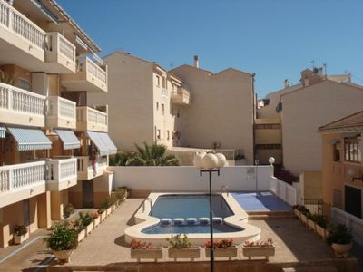 Photo for Spacious 3 bedroom apartment close to the beach with free WIFI