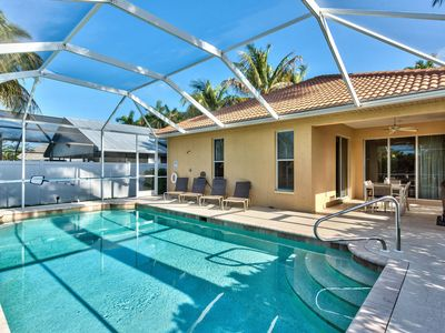 Photo for Newly Decorated Luxury Home @ Naples Park, Private Pool, Walk to the Beach -Vanderbilt Beach!