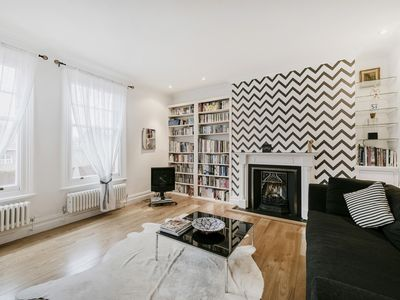 Photo for NEW 2BD Flat Central Chelsea near Kings Road - Two Bedroom Apartment, Sleeps 3
