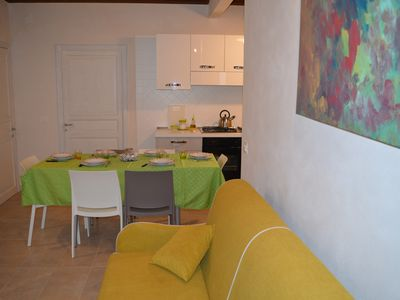 Photo for Topazio Air-conditioned apartment with 2 bedrooms