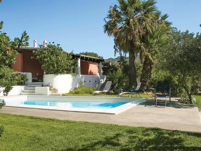 Photo for 4 bedroom Villa, sleeps 8 in Torre delle Stelle with Pool, Air Con and WiFi