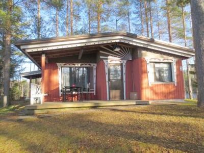 Photo for Vacation home Hiekkasaari in Kaavi - 6 persons, 2 bedrooms