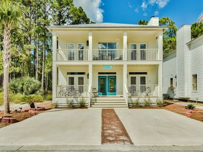 Photo for NEW *REDFISH RETREAT* 5 Minute Walk to the BEACH | POOL Access | Pet Friendly