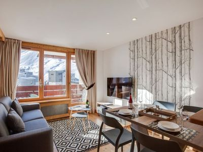 Photo for Apartment Le Curling A in Tignes - 6 persons, 1 bedrooms