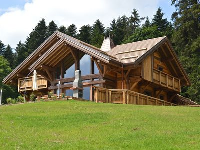 Photo for luxury chalet with sauna and jacuzzi