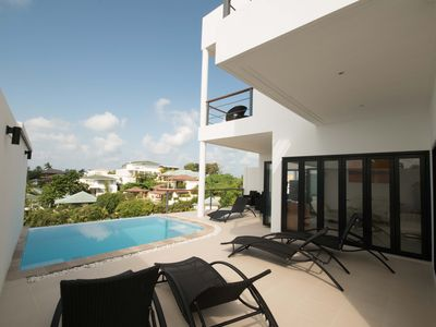 Photo for 3 Bed Seaview Villa 5 mins to beach (A1)