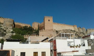 Monastery of St. Clare, Almeria, Spain