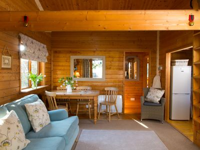 The Lodge Lounge Diner At Bulleigh Park Farm South Devon