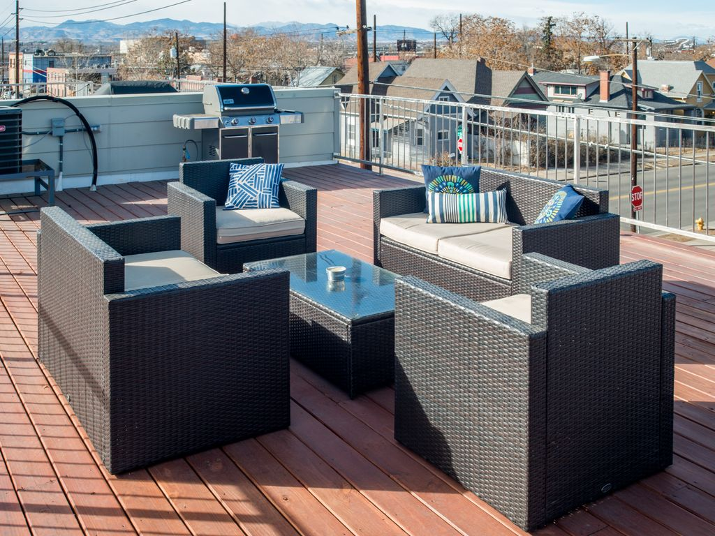 Property Image#7 2bd/2.5ba Baker Townhome W/Rooftop Patio