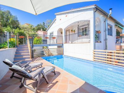 Photo for Holiday house Lloret de Mar for 8 persons with 3 bedrooms - Holiday house