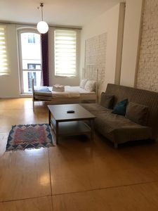 Photo for Stylish 35 sqm Private Studio with Balcony